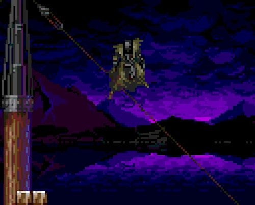 "pixelclash: ""  reaper - Castlevania: Rondo of Blood (Konami - PC Engine - 1993) """