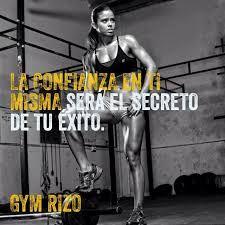 Resultado de imagen para frases motivadoras gym