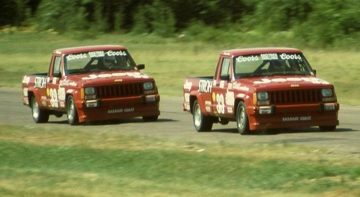 Who wants to show up at the autocross in yet another boring, predictable Miata? It's the safe, expected choice. But there's another early-'90s platform that's perfect for the autocross and the canyon road. We're talking, of course, about the Jeep Cherokee-based Comanche pickup truck.