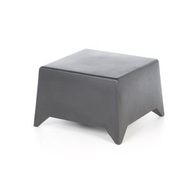 Shower Bench Heller Mario Bellini MB5 Pouf/Side Table | AllModern