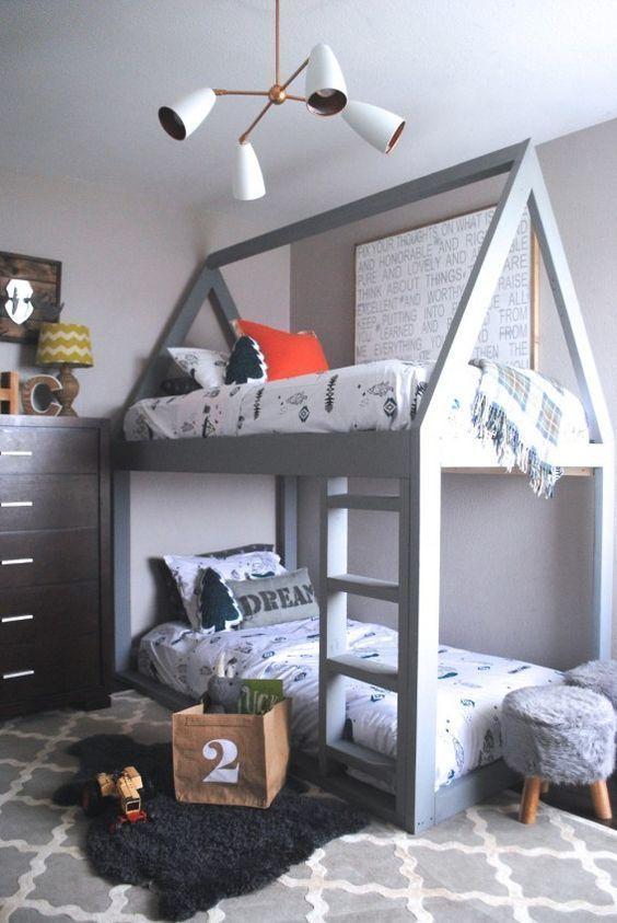 Best 25 Boy Bunk Beds Ideas Only On Pinterest Bunk Beds For Boys Fun Bunk Beds And Bunk Bed Plans