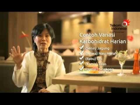 Dr. Tan Shot Yen :  Makanan Seimbang (Karbohidrat Bag.1)