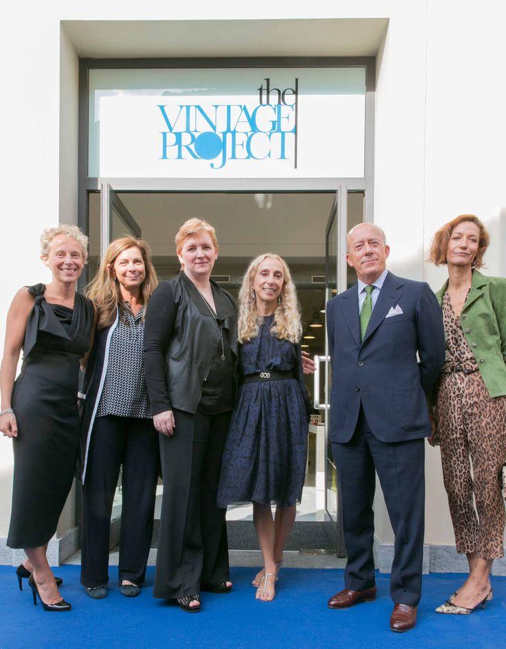 Inaugurazione nuovo negozio Vintage Project al McARTHURGLEN di Serravalle
