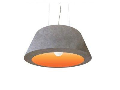 Lamp Cup Skirt Betonlook 77 - Kunstlicht - Illum