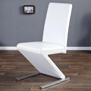 Luksusowe krzesło Air to zupełnie nowy design wśród szerokiej oferty tradycyjnych krzeseł. Doskonały wybór dla osób lubiących się wyróżniać. Wygodne krzesło wykończone precyzyjnie detalami takimi jak obszycie, warto wspomnieć o nietuzinkowym stalowym stelażu. Dostępne również w wersji czarnej, prezentuje się nadzwyczajnie...