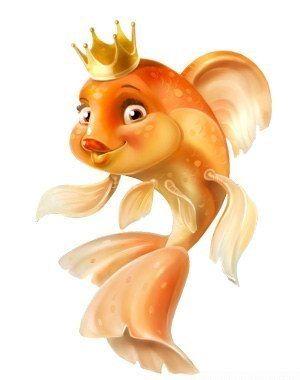 Золотая рыбка_Zolotaya Rybka вышивка крестиком скачать бесплатно