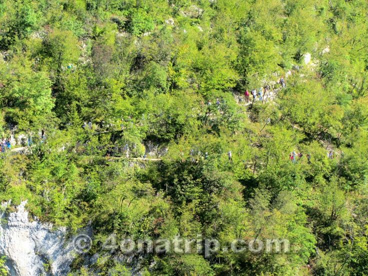 Top 5 Tips Plitvice National Park Croatia