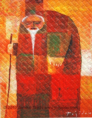 Ermitanyo. Tejido, Jomike. Ermitanyo. 2008. The Art of Jomike Tejido ...
