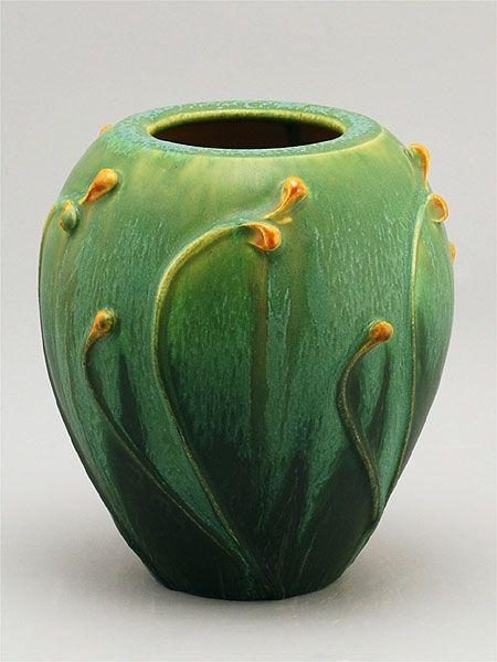Door Pottery Prairie Whisper Vase