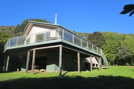 Fantastic private holiday-Pelorus Sound-Bach or holiday home