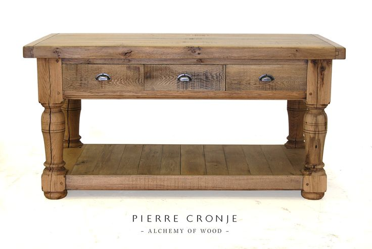 Pierre Cronje Kitchen Island