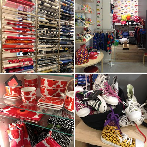 Happy 1st birthday, NYC Marimekko Flagship store! I had a blast celebrating the event with the wonderful NYC store's staff and DJ Mario, and some chilled caffeinated beverages by illy issimo.