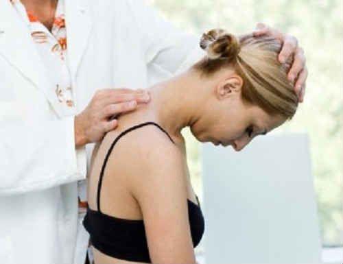 головная боль при шейном хондрозе лечение