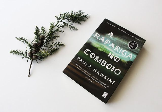 Review of the book  http://anditsok.blogspot.pt/2016/02/a-rapariga-no-comboio.html