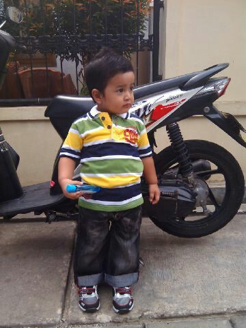 Ready for ride....