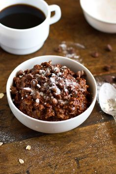 Double Chocolate Oatmeal