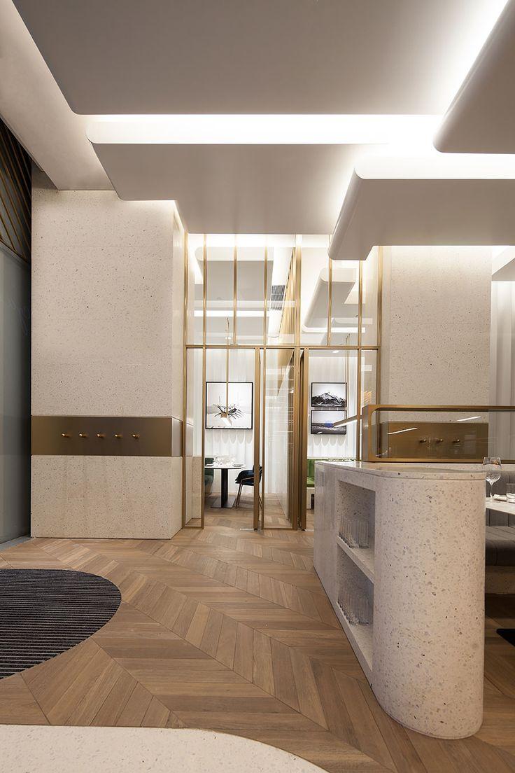 286 best Bar images on Pinterest | Restaurant interiors ...