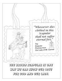 Trend Catholic Coloring Pages