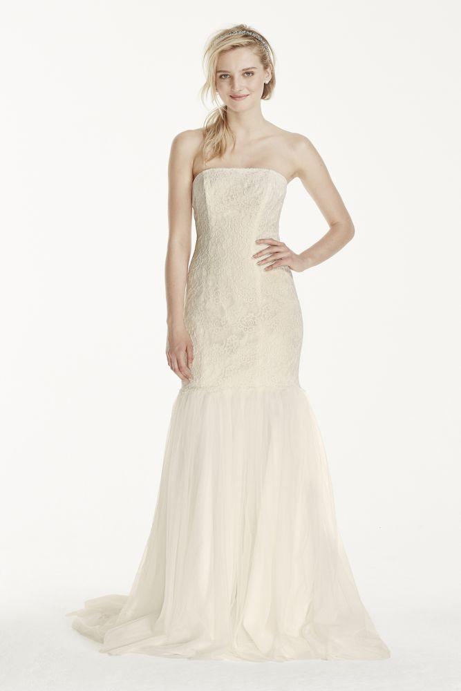 17 best ideas about trumpet wedding dresses on pinterest for Trumpet style wedding dresses