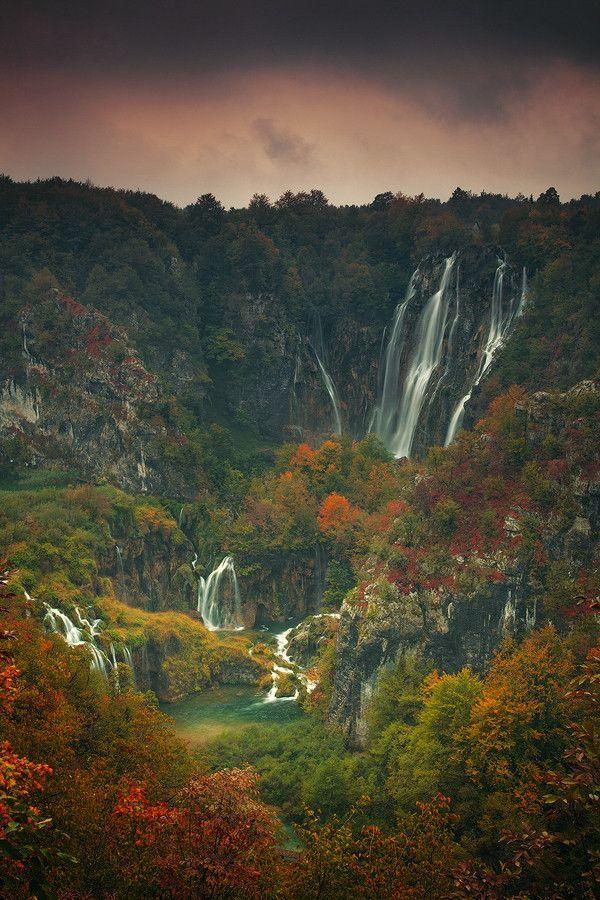 Waterfalls at Plitvicka Jezera Croatia - Bing Images