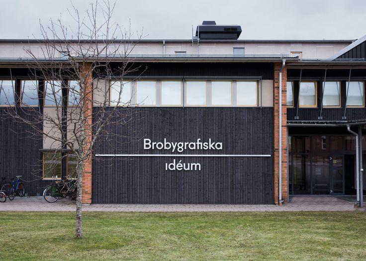 Büromarks - http://the-studio.se/work/brobygrafiska/