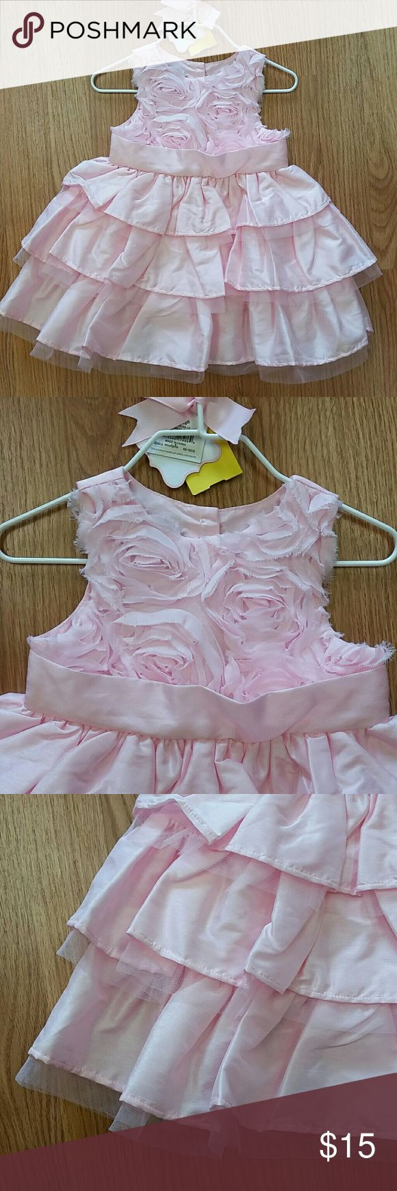 Mud Pie -NWT New with tags. Tag says size 0-6M. Mud Pie Dresses