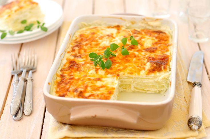 Dovlecei cu brânză la cuptor (de la 1 an)
