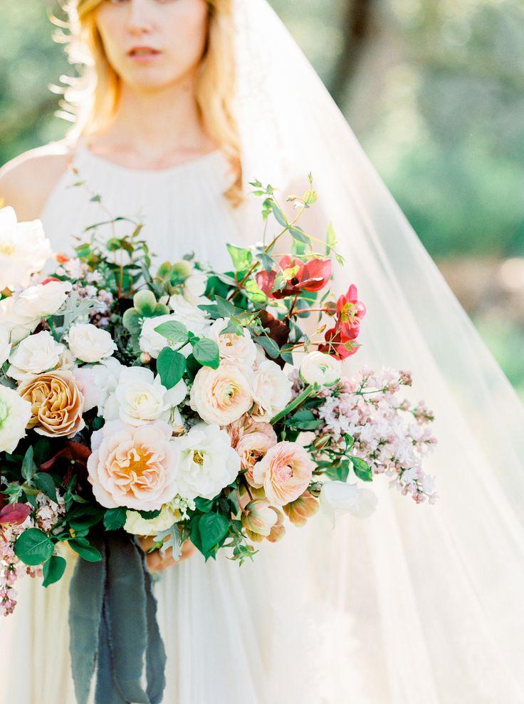 Ethereal Bridal Ideas in Malibu by Dennis Roy Coronel | Southern California Bride