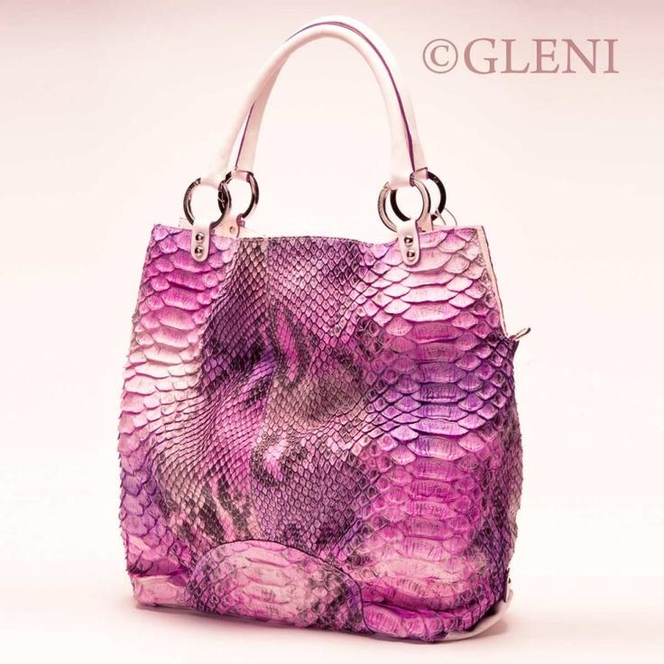 Gleni: the luxury handbags, new collection