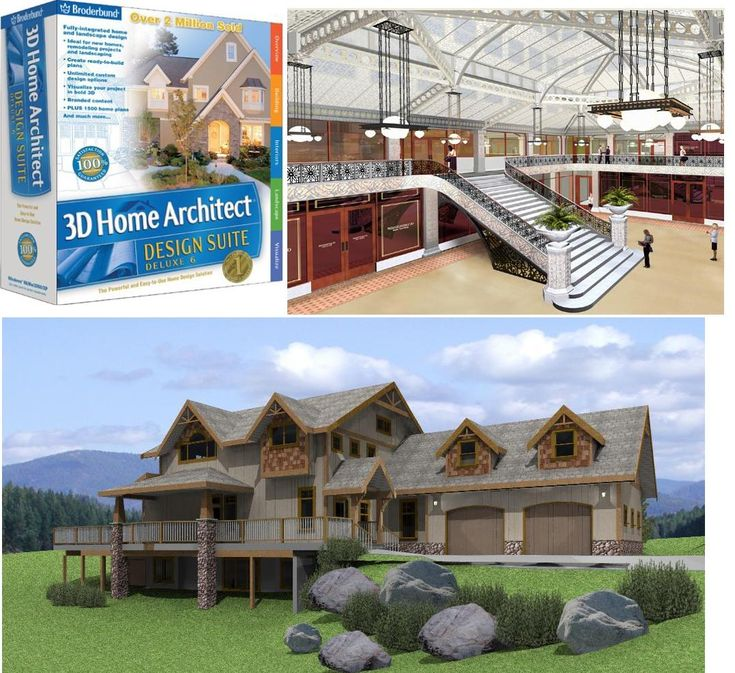Design Your Own House Best 3d Home Software: Best 25+ 3d Home Architect Ideas On Pinterest