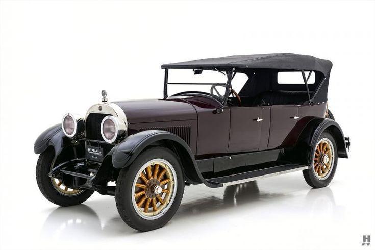 1925 Cadillac Typ V63 Phaeton Cabrio   Hyman Ltd. – #Cabrio #Cadillac #Hyman #Ph…