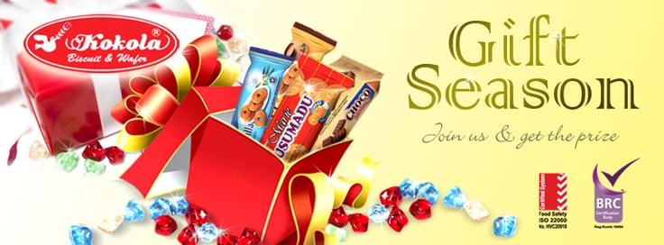 Share Happylicious Kokola