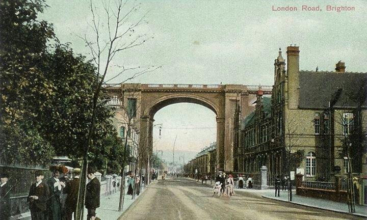 London Road Brighton
