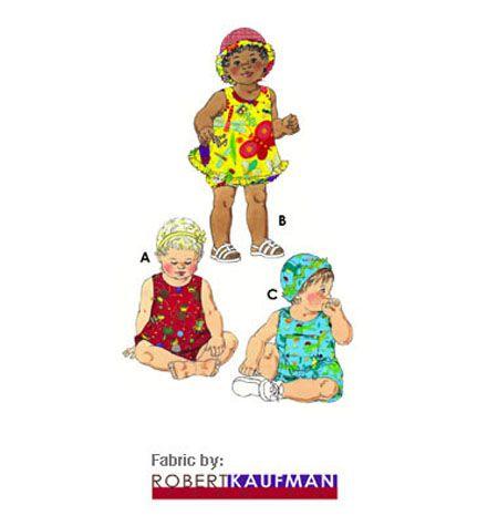 Sundress, Bloomers, Shortalls & Hats