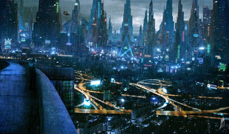 sci fi cities | Sci Fi City Wallpaper/Background 1920 x 1129 - Id: 286798 - Wallpaper ...