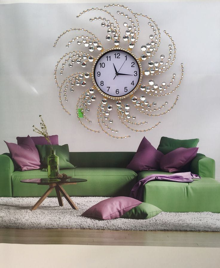 Some Of The Coolest Wall Clock Design Ideas Modern Living Room Wall Wall Clocks Living Room Clock Wall Decor