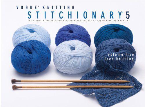 Vogue Knitting Stitchionary: Lace Knitting, http://www.amazon.it/dp/1933027932/ref=cm_sw_r_pi_awd_.QqKsb0WHS7D0