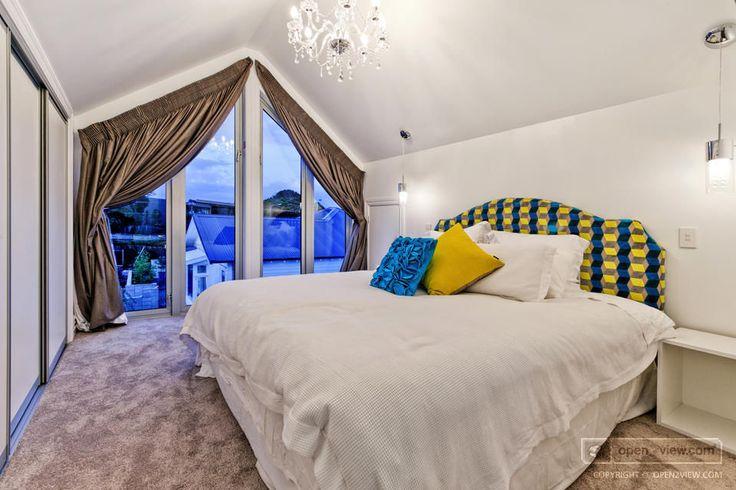 A fine bedroom effort from Alice and Caleb. #TheBlockNZ