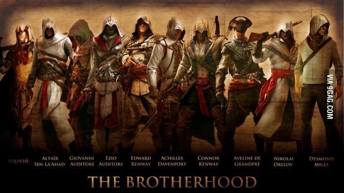 Assassins creed...