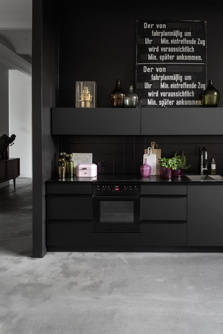 Precise Kitchens And Cabinets 25 Best Ideas About Black Kitchens On Pinterest Modern Kitchen