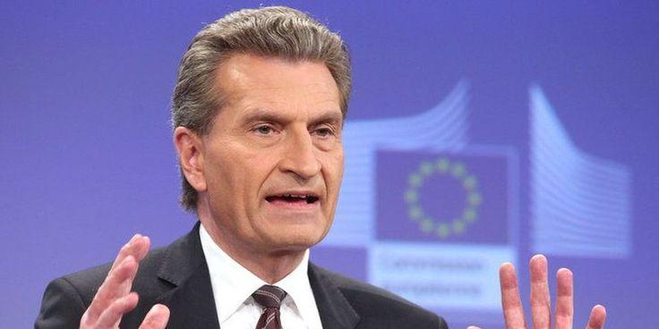 Γκ. Έττινγκερ: Ο κοινοτικός προϋπολογισμός προσδίδει προστιθέμενη αξία σε κάθε ευρώ που δαπανάται