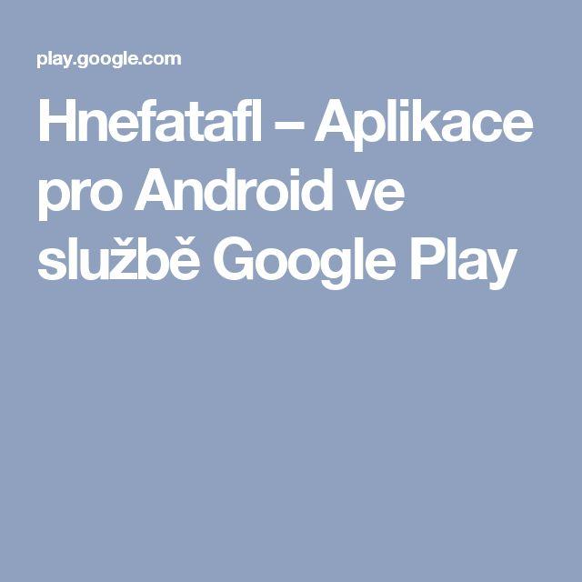 Hnefatafl – Aplikace pro Android ve službě Google Play