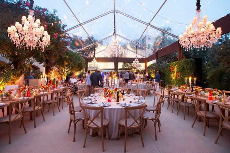Magic & Cookie Johnson hosted their family and friends at the world famous Michelangelo's restaurant in Antibes France to celebrate his 25th wedding anniversary with a delicious family style dinner and dancing! Bright pops of yellow and orange highlighted the rustic Italian decor and made for one amazing party! #eventproduction #eventdesign #france #specialevents #destinationeventplanning