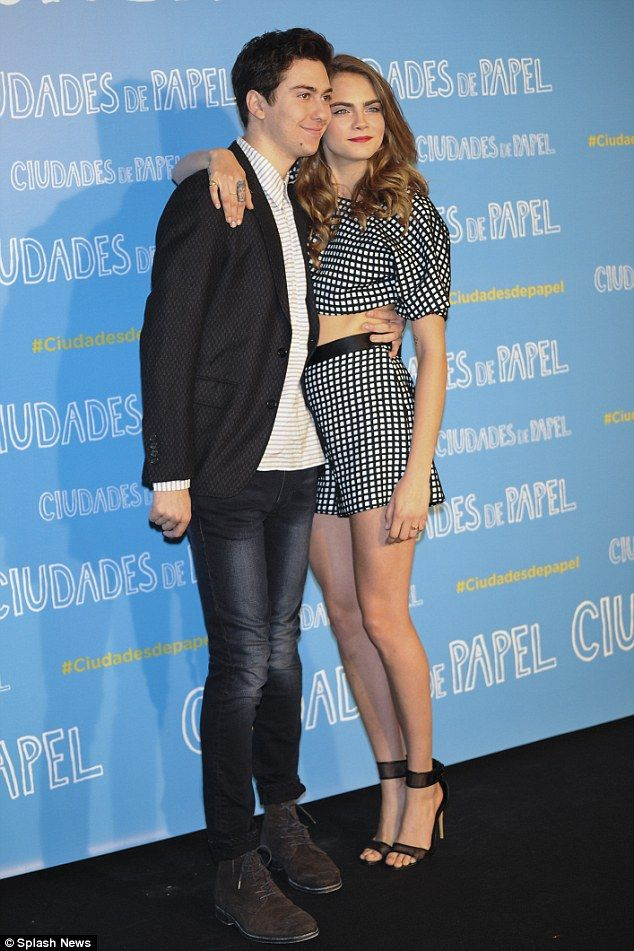 Close:In Paper Towns, Nat's character Quentin Jacobsen is harbouring a long-term crush fo...