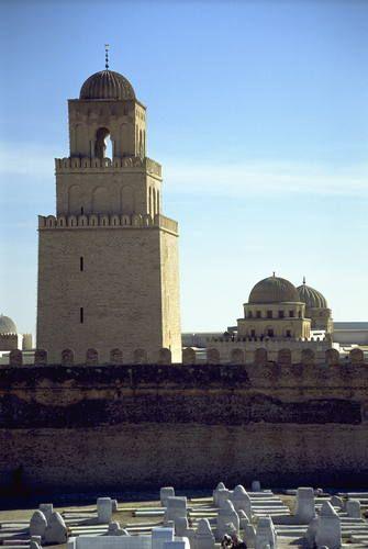 Kairouan: histoire d'une ville sainte