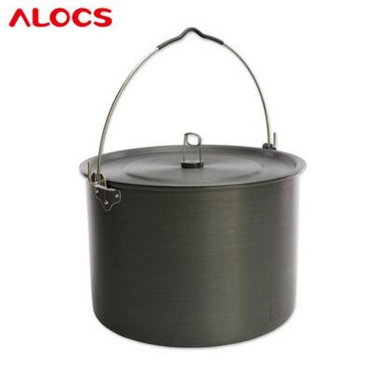 POINT BREAK 15 l oversize hanging pot A single pot camping cooker The  hanging cooking pot 5-6 people CW - RT02   Tag a friend who would love this!   FREE Shipping Worldwide   Buy one here---> http://extraoutdoor.com/products/point-break-15-l-oversize-hanging-pot-a-single-pot-camping-cooker-the-hanging-cooking-pot-5-6-people-cw-rt02/