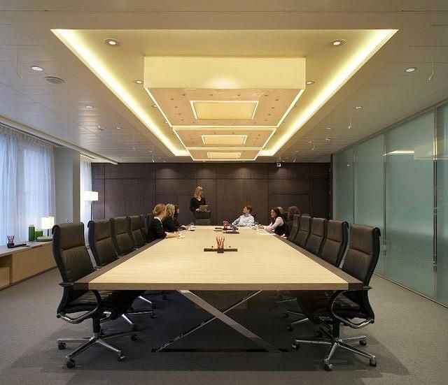Conference room 21 pinterest for Office design considerations