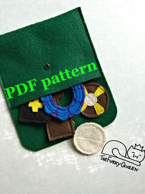 Mini Mass Kit catholic pdf pattern by TheFurryQueen on Etsy
