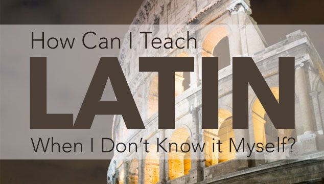 You want to teach Latin in your homeschool, but how can you do that when you never studied Latin? These tips will help you create a successful program.
