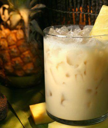 Esse é um drink pra mulherada que gosta de uma bebida doce e refrescante. A origem dele é dúbia, porém acredita-se ser de Porto Rico. É um excelente drink para dias quentes.